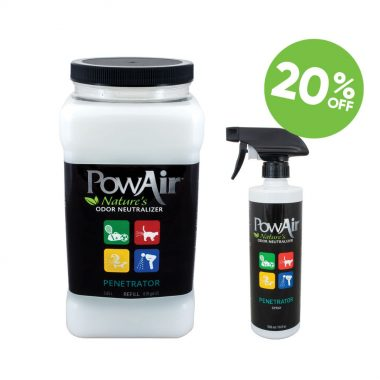 PowAir Penetrator Power Pack 3.6L Pail & Spray