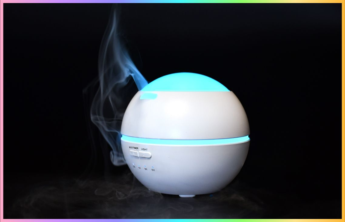 The PowAir Misting Dome
